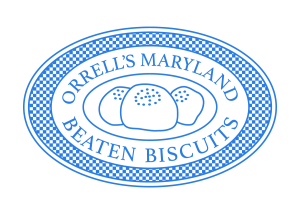 Orrell's Maryland Beaten Biscuit Logo